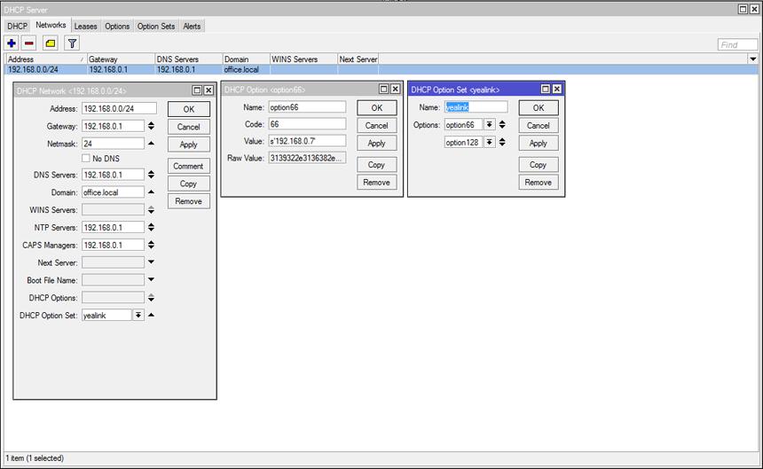Multimedia Opportunisties - Менеджер OSS PBX End Point Установка